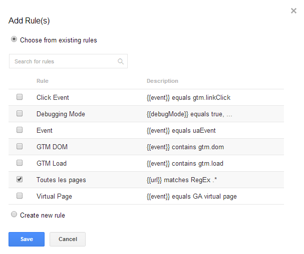 Implementing AB Tasty tags with Google Tag Manager – Support